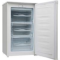 HISENSE FV85D4BW1 Congelatore Sottotavolo Monoporta con 3 cassetti. Colore Bianco e classe di efficienza energetica A+. Altezza 83,9 cm e capacità netta 65 L