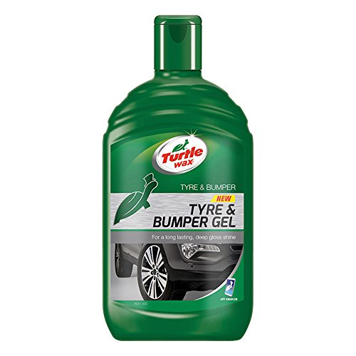 Turtle Wax FG7833 Green Line Gel Gomas y Plásticos, 500 ml