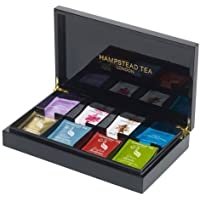 Hampstead Tea London Caja de regalo variada - 1 x 48 bolsitas de té - 90 Gram