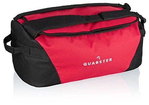 Quabster Unisex Sporttasche Rucksack QUAB12 40L (Schwere Karate Tasche)