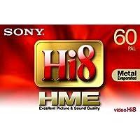 Sony E5-60 HME cintas en blanco