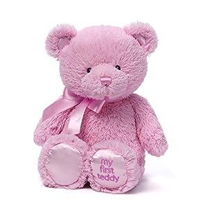 """GUND- GND GBG My 1st Teddy Pink 10"""" GML, Multicolor, 6055510"""