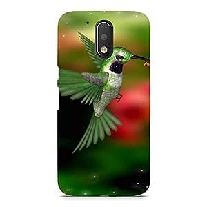 Hamee Designer Printed Hard Back Case Cover for HTC 10 Design 7630