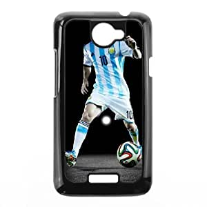 Hardshell Protective Messi cover case For HTC One X QW1G2186