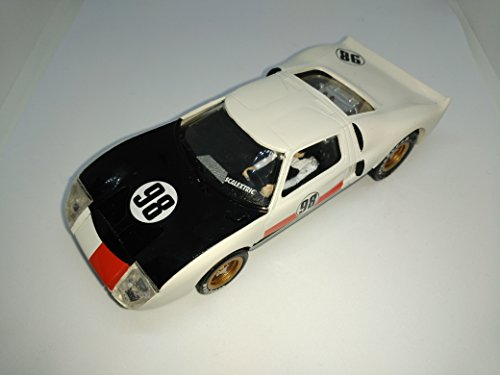 Scalextric ford gt40 planeta coches miticos