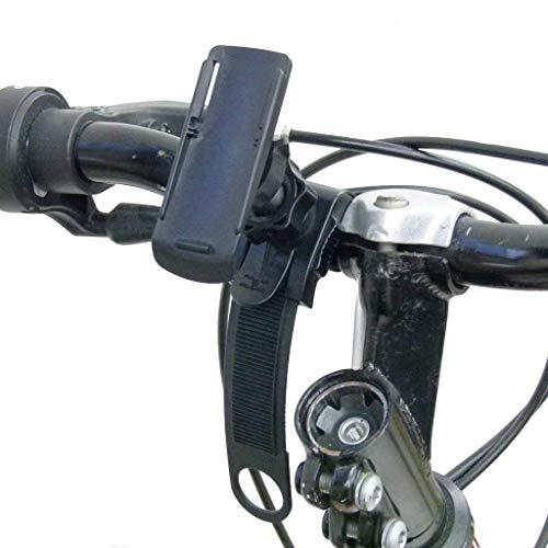 Sicherungsgurt Fahrrad Halterung und Cradle für Garmin GPSMAP 62 GPS (sku 30096) (Gpsmap Garmin 62sc-gps)