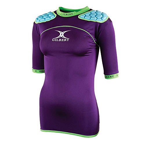 atomic-zenon-wrx-ladies-rugby-body-armour-purple-sky-size-m