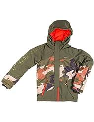 O'Neill Thunder Peak Jacket Chaqueta, Niños, Forest Night, 128
