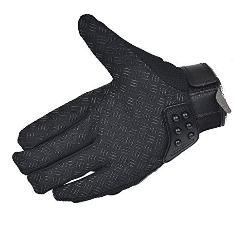 madbike Handschuh Motorrad Racing Motorrad Handschuhe Legierung Stahl Schutz - 5