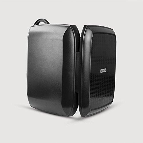 Hartschalen-Etui Staubgeschützt / spritzwassergeschützt/ stoßfest Festplattentasche hard drive Case Box für Western Digital WD (WD)