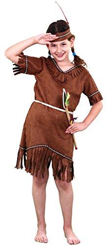DISFRAZ INDIA TALLA 7-9 AÑOS - 7-9 Años (Kostüm Fille Indienne)