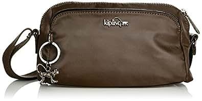 Kipling Women's Abela SN Shoulder Bag K1244393D Rusty Brown SN