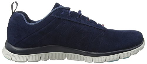 Skechers Flex AppealCasual Way, Sneakers basses femme Bleu - Bleu marine