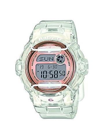Casio Damen-Armbanduhr BG-169G-7BER