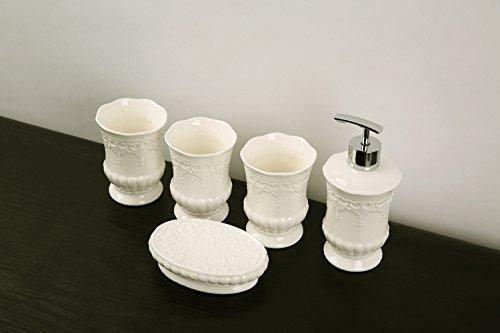 Europei di ceramiche sanitarie in cinque pezzi