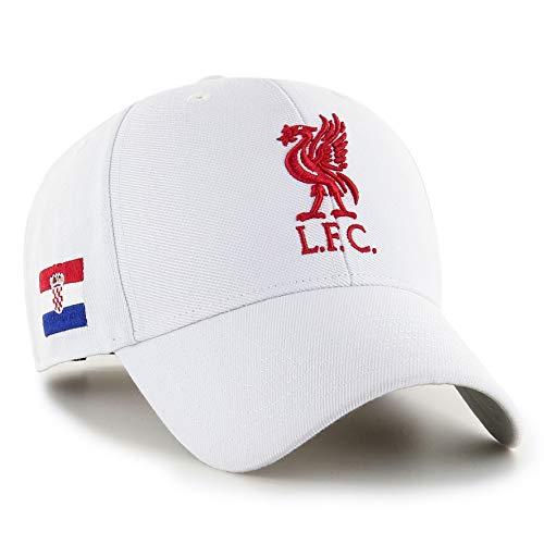 Liverpool FC '47 MVP Kroatien Flagge Kappe Erwachsene LFC Ofizziel