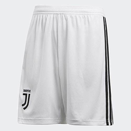 adidas Performance Kinder Fußballshorts Juventus Turin Heimshorts Replica Weiss (100) 176