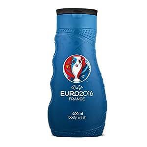 UEFA Euro 2016 Body Wash blau Variant, 1er Pack (1 x 400 ml)