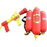 Idena 8040009 - Feuerwehr Wasserspritze, ca. 40 cm