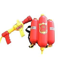Idena-8040009-Feuerwehr-Wasserspritze-circa-40-cm
