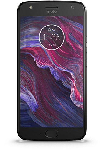 Moto X4 (Super Black, 64GB)