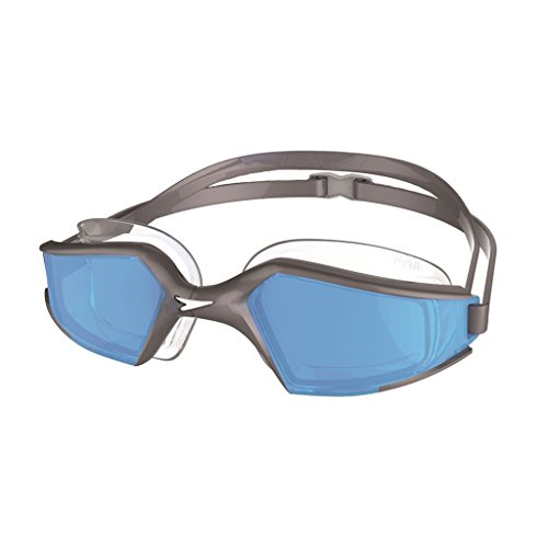 speedo-aquapulse-max-gafas-de-natacion-unisex-color-plateado-azul-talla-unica