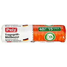 pely 8669 asa-bolsas de basura - clima agradable, 40 L, 15 pcs, 3-unidades