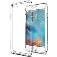 كفر ايفون 6 اس / 6 ماركة سبيجن - شفاف    iphone 6s / 6 spigen case Crystal Clear