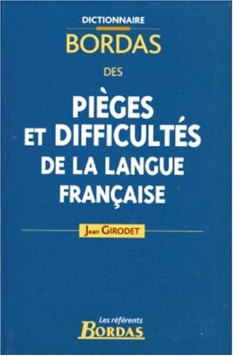 GIRODET/PIEF.DIF.FRAN.03 (Ancienne Edition) par Jean Girodet