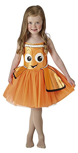 Rubies 3620784 - Nemo Tutu Dress Classic - Child, Verkleiden und Kostüme, (Dory Kostüm Amazon)