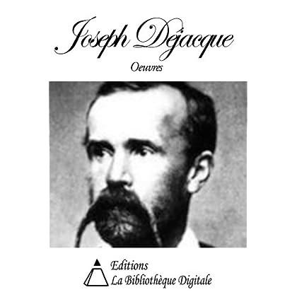 Oeuvres de Joseph Déjacque