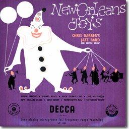 New Orleans Joys - New Orleans Vinyl