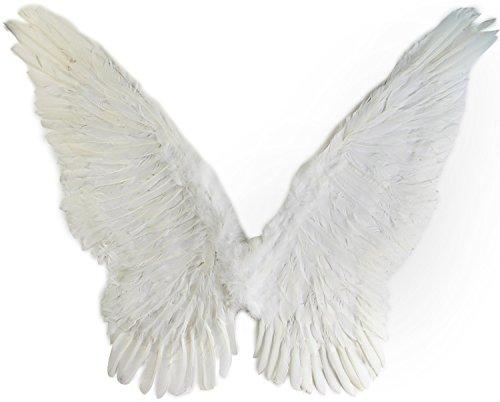 Seiler24 Weiße Premium Engelsflügel
