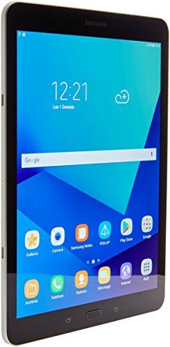 Foto Samsung Galaxy Tab S3 Tablet, Argento, 9.7, 32 GB Espandibili, LTE [Versione Italiana]
