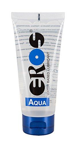 "Eros Gleitgel\""Aqua\"" wasserbasierend, 1er Pack (1 x 100 ml)"
