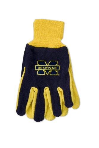 Wincraft NCAA Handschuhe zweifarbig, Unisex-Erwachsene, blau, Small