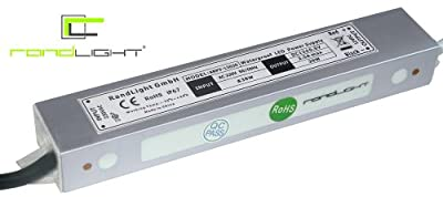 Netzgerät Netzteil Trafo ARPV 12v 2.5A 30w IP67 - wasserdicht von randLIGHT bei Lampenhans.de