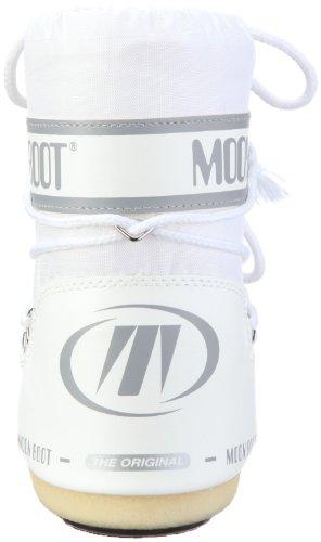 Moon Boot 140044, Stivali Invernali Unisex 006 BIANCO
