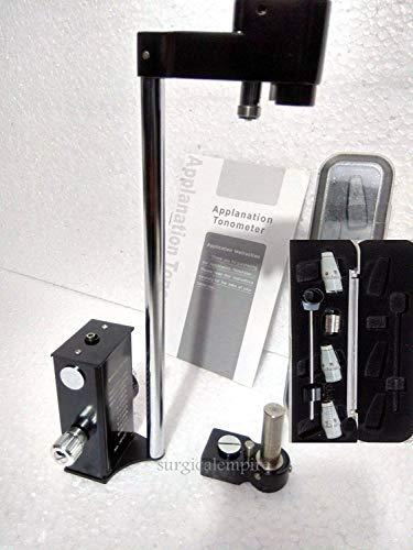 Applanation Tonometer para lámparas de hendidura y estuche Envío gratuito