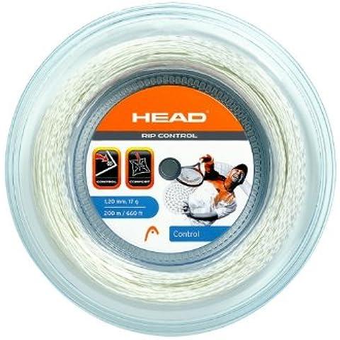 Head Rip Control String Reel, unisex, Rollo Rip Control Reel 03/04, Multi-Colour/White, Taglia 16
