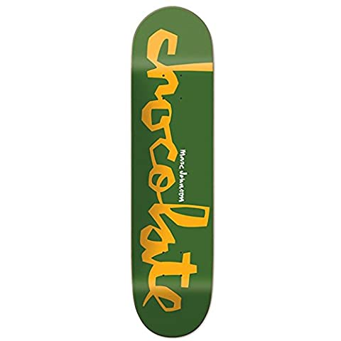 Chocolate Skateboard Original Chunk Marc Johnson 7.875