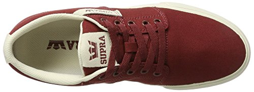 Supra Stacks II Vulc, Basses Homme Rot (Brick Red-Bone)
