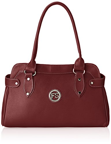 Fostelo Women\'s Dazzling Shoulder Bag (Maroon) (FSB-297)