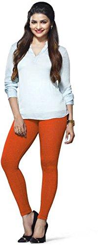 Lux Lyra Women\'s Ankle Orange Legging MF-65
