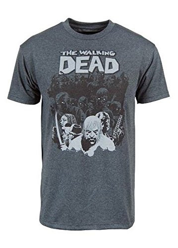 Herde Gras (The Walking Dead T-Shirt Herd Größe M)