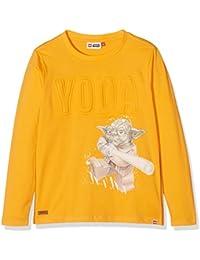 LEGO Boy Star Wars Teo 154-T-Shirt L/S, Camiseta de Manga Larga para Niñas