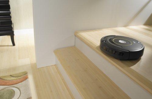 iRobot Roomba 650 Vacuum Cleaning Robot – Black
