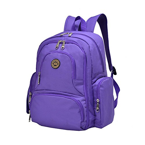 DaoJian-Multi-functional-Diaper-Bag-Travel-Padded-Backpack-Adjustable-Shoulder-Bag-Tote-Handbag-with-Changing-Pad-and-Insulated-Pocket-Travel-Diaper-Backpack-Bag