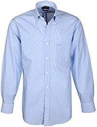 161005 - Bots & Bots - Chemise Homme - Exclusive Collection - Rayure et Jacquard - Coton - Button Down - Normal Fit
