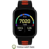 Zenozinuo Reloj Intelligent Bluetooth Relojes de Pulsera de Deporte, Bluetooth Remoto Disparador Automático Inteligente Reloj